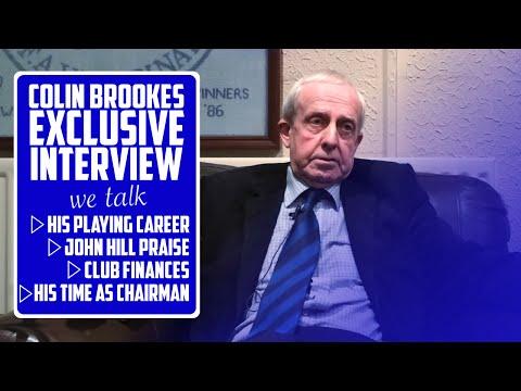 Halesowen Town Chairman Colin Brookes | EXCLUSIVE INTERVIEW