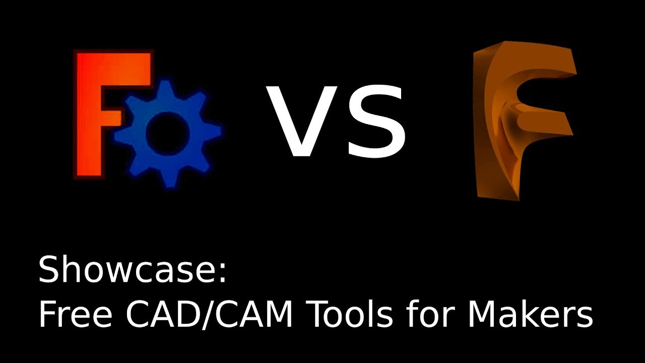 Freecad Path vs Fusion 360 CAM: Free CAD/CAM Tools for Makers