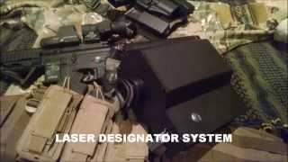 Gamepod Combat Zone Laser Designator System