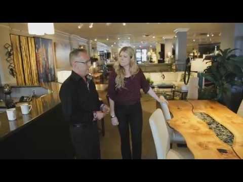 Luxe Home Interiors Trend Segment Oct 2014