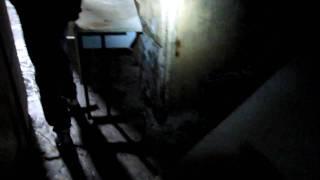 Beelitzer Heilstätten in den Katakomben einfach nur unheimlich (in HD Qualität)