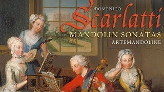 d scarlatti mandolin sonatas