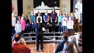 131214 (FIRST EVER! :-) Crowden Chamber Singers + Crowden Children's Chorus
