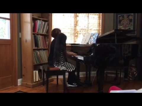 Sleeping Beauty (Duet) - P. Tchaikovsky - Stavyah - Spring Piano Recital