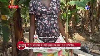 REGARD SOCIAL (Germaine,14 ans et enceinte)DU JEUDI 14 FÉVRIER 2019 - ÉQUINOXE TV