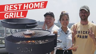 Which Is the Best at-Home Charcoal Grill  The Kitchen Gadget Test Show
