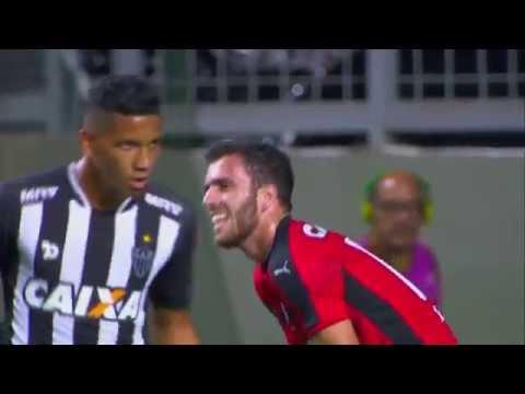 Atlético MG 2 x 1 Vitória - Melhores momentos pela 23ª rodada do Brasileirão 2016 - 07/09/2016