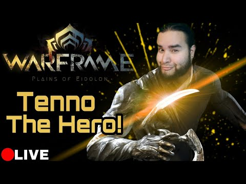 Continuing Our Galactic Adventure!! (Warframe)