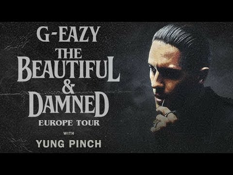 The Beautiful & Damned Tour / G-Eazy, Halsey, Yung Pinch / Stockholm, Sweden