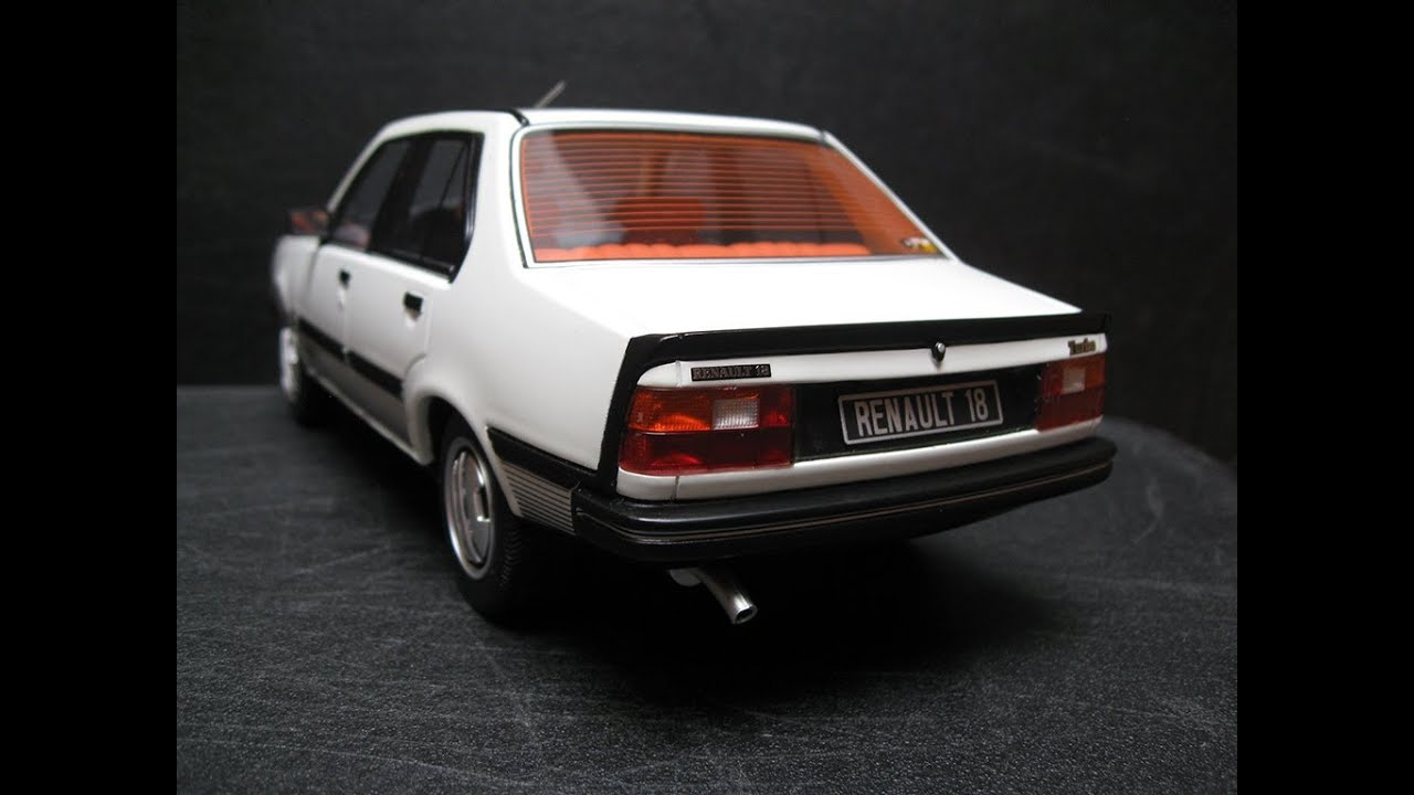 Renault turbo phase │ otto mobile models