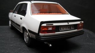 [►] Renault 18 Turbo phase 1 │1981 ► OttO mobile models 1:18 [OT060]