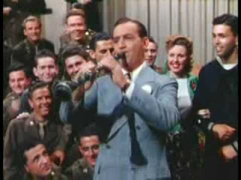 BENNY GOODMAN - Minnie's in the Money - 1943 big band swing jazz jitterbug dancers