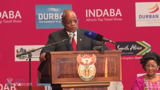 INDABA 2017 OPENING CEREMONY & ANNOUNCEMENT