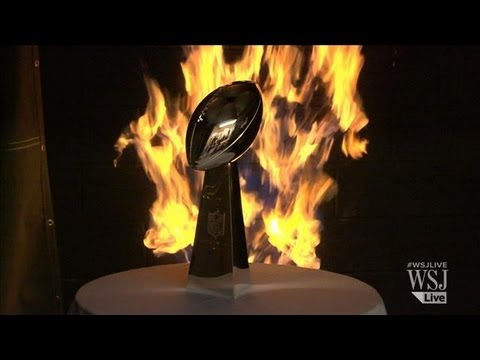 Vince Lombardi Super Bowl Trophy: How They Make It