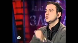 Гарик Мартиросян про разговор на кухне (24.12.2007)