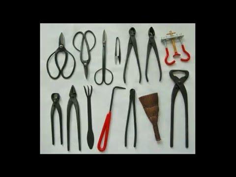 Bonsai Care Professional Tool Kit