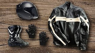 The Ultimate Guide to Beginner Motorcycle Gear!