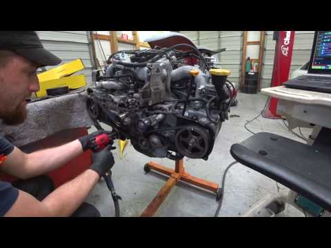The Daily Mechanic Shorty and Subaru Motor Breakdown Start