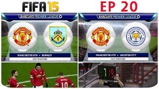 Video Gol Pertandingan Leicester City vs Burnley