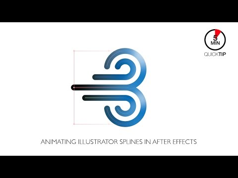 How to import illustrator text into after effects