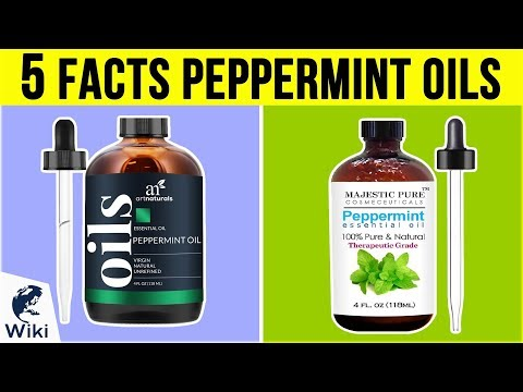 Peppermint Oils: 5 Fast Facts