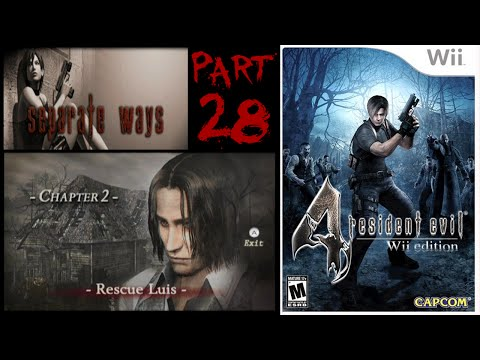 Resident Evil 4 – 28 –  Separate Ways: Chapter 2