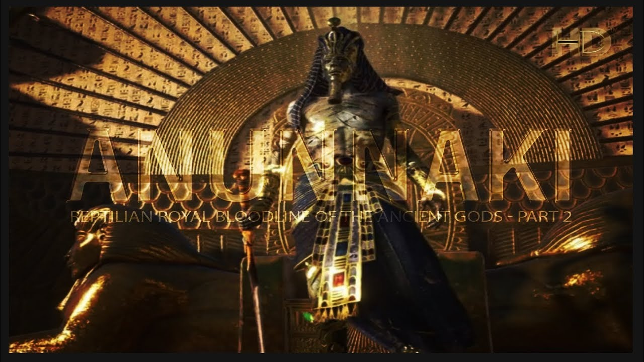 ANUNNAKI KINGS 333 | Alien Bloodline of The Ancient Gods - Part 2