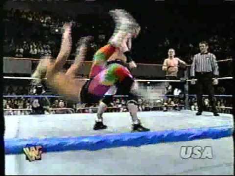 PG13's WWE debut 1995
