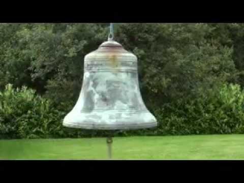 Antique Victorian Bronze John Taylor Church Ringing Bell
