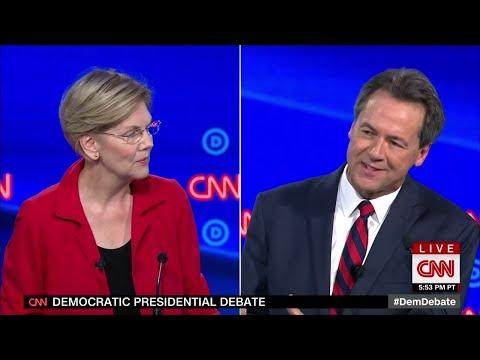Watch Democratic Debate Highlights In Detroit 2019 Night 1   First Half