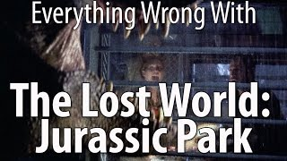 Yep. You knew this was coming, right? What with the new Jurassic World on the way. Here are all the sins we found in Lost World: Jurassic Park. There were a ...