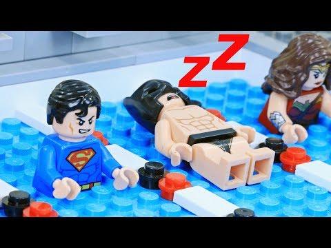 Lego Swimming Pool: Super Hero Champions League |