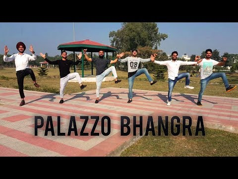 Bhangra Performance | Palazzo | Shivjot & Kulwinder Billa | Way Of Bhangra (2017)