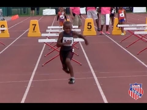 2017 Track and Field Primary Nationals Promo