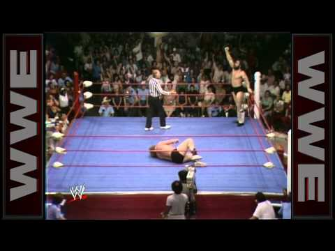 Bruiser Brody vs. Terry Gordy: Sept. 9, 1983