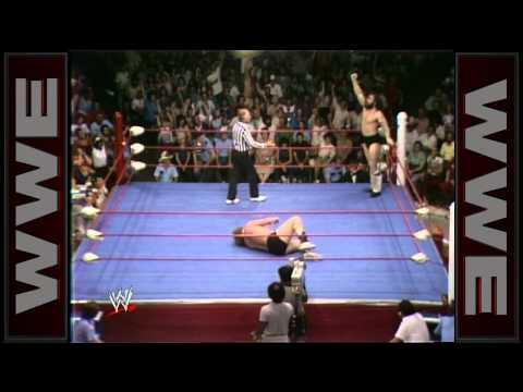Bruiser Brody vs. Terry Gordy: Sept. 9, 1983