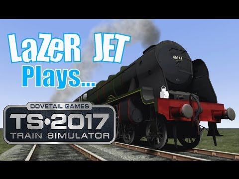 LaZeR JET Plays... Train Simulator 2017 - The Royal Scot