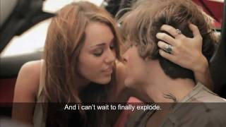 Rock Mafia- The Big Bang Ft. Miley Cyrus With Lyrics, Letra Official Video HD