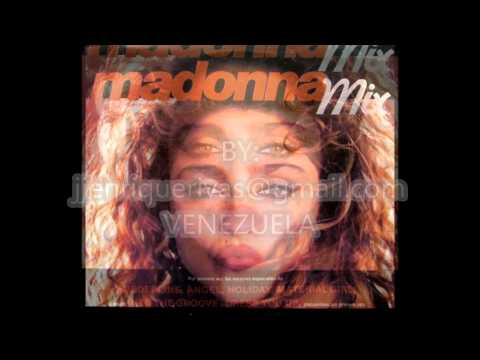 MADONNA MIX LP LADO A 1985 MIXED IN VENEZUELA POST BY ENORME