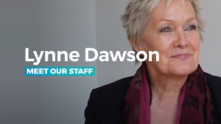 Interview with Lynne Dawson