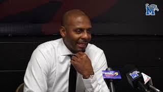 Memphis Basketball: Penny Hardaway LSU Postgame Press Conference