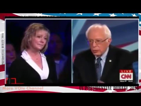 FULL CNN 6th Democratic Presidential Debate New Hampshire Democratic Town Hall - PART 1