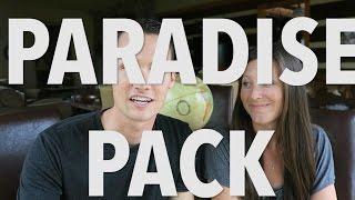 ANNOUNCEMENT: PARADISE PACK 2016