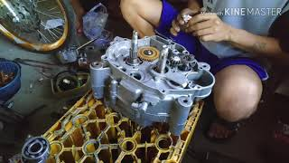 Gambar cover Rakit jupiter 200cc Kts Speed (part 1)