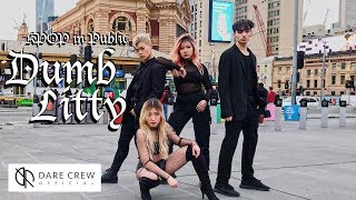[KPOP IN PUBLIC] KARD - Dumb Litty (BLACK. Ver) Dance Cover by DARE Australia (Collaboration)