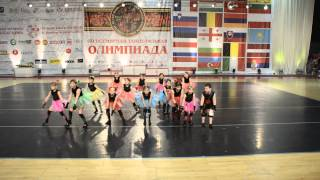 Всемирная Олимпиада в Москве