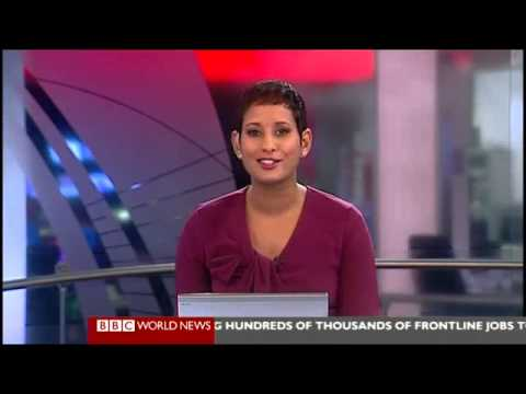 BBC World News has now left Television Centre