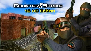 Counter-Strike 1.6 (2020) HD Edition [Android/PC]