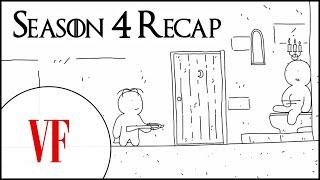 Season 4 Recap | Game of Thrones Quick Draw