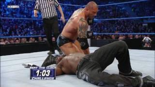 R-Truth vs. Batista